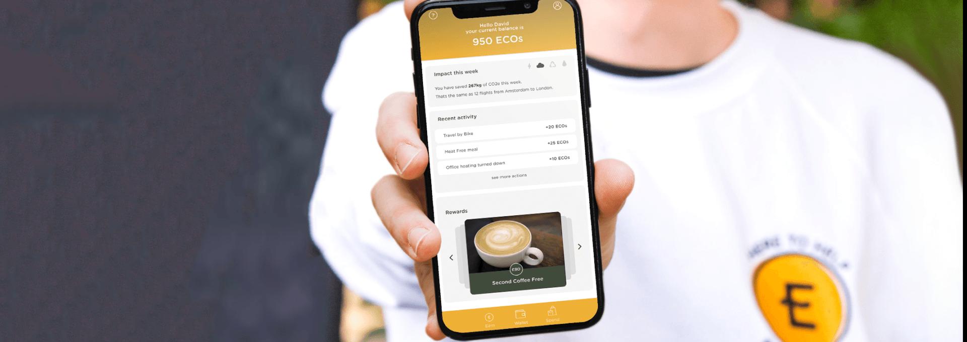ECOcoin Wallet App