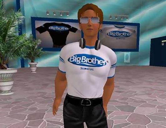 Visual of Big Brother enters virtual world