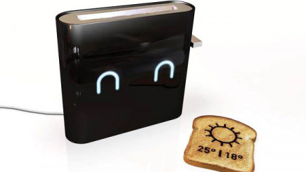 Visual of Info Toaster