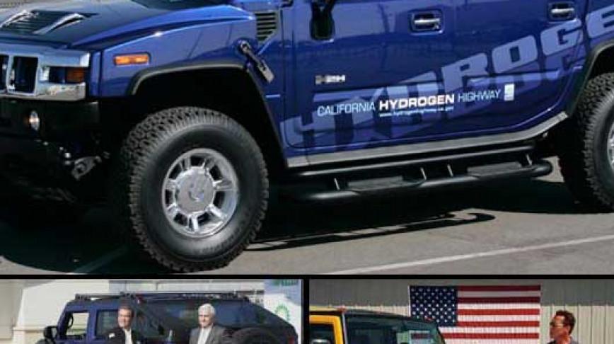 Visual of Arnolds Hybrid Hummer
