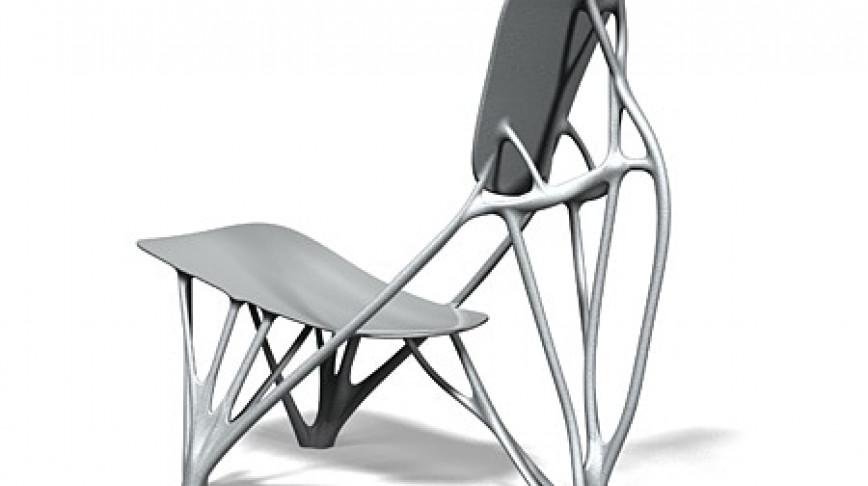 Visual of Bone Chair