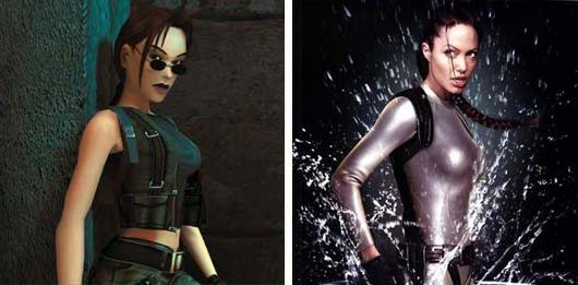 Visual of Fake for Real: Actress Plays Virtual Character