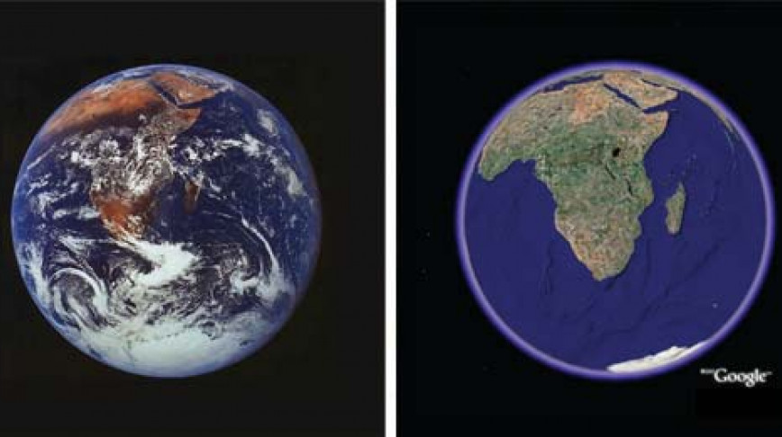 Visual of Fake for Real: World View