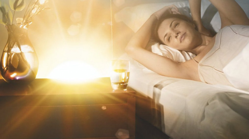 Visual of Philips Wake Up Light - Sunrise Alarm Clock
