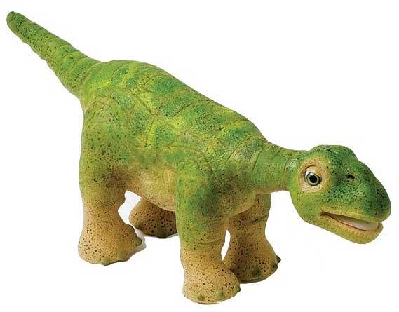 Visual of Pleo - the resurrected robot dino