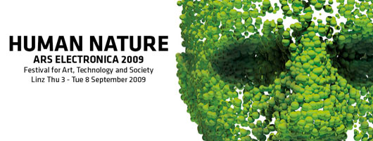 Visual of Ars Electronica Festival goes Next Nature