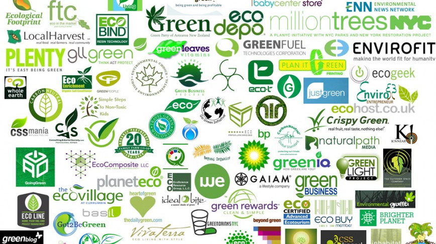 Visual of Biodiversity of Green Brands is Increasing
