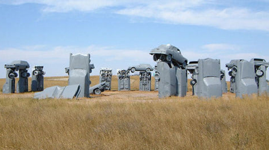 Visual of Carhenge