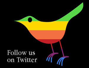 Visual of Hey there! nextnature is using Twitter.