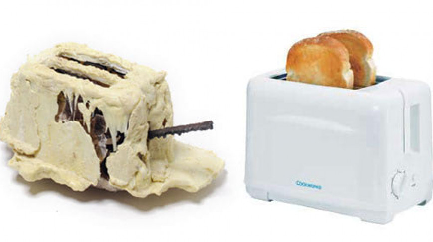 Visual of How to Grow your Own Toaster