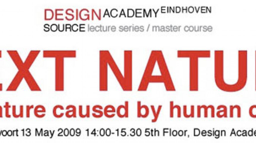 Visual of Lecture @ Design Academy