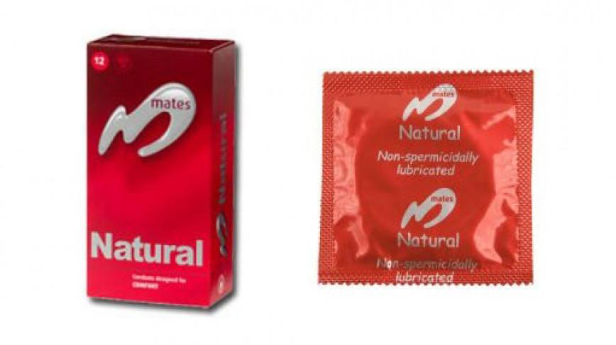 Visual of Natural Condoms