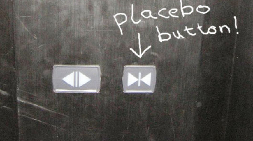 Visual of Placebo Buttons