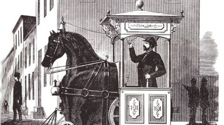Visual of Steam Horse