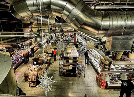 Visual of Supermarket – Our Next Savanna