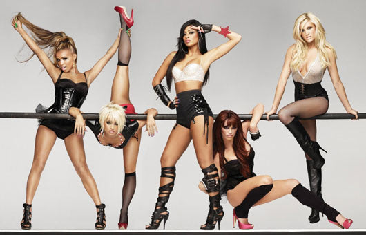 Visual of The Uncanny Valley of the Pussycat Dolls