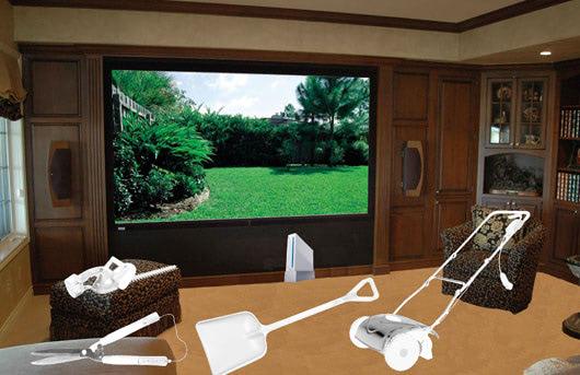 Visual of Wii Gardening