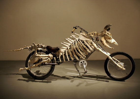 Visual of Mad Cow Motorcycle