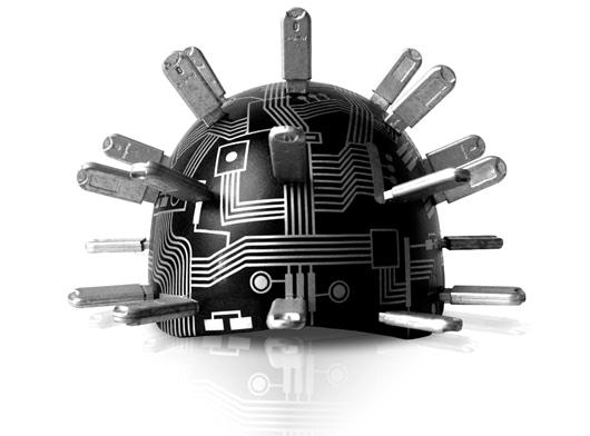 Visual of Memory Helmet