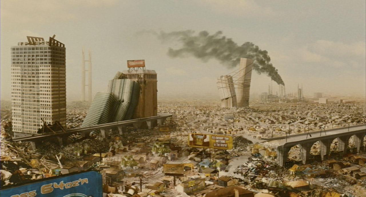 Visual of Next Nature Movie #10 – Idiocracy