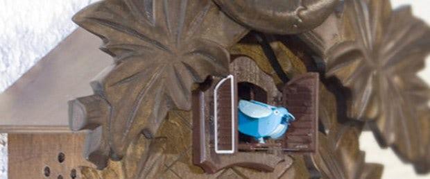 Visual of Twitwee Clock