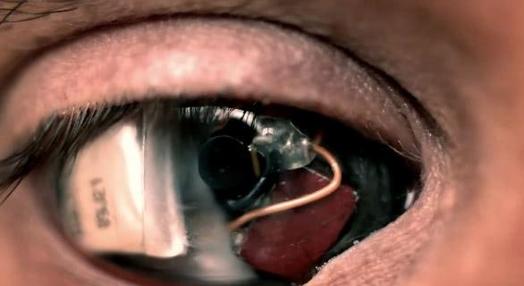 Visual of Deus Ex: The EyeBorg Documentary