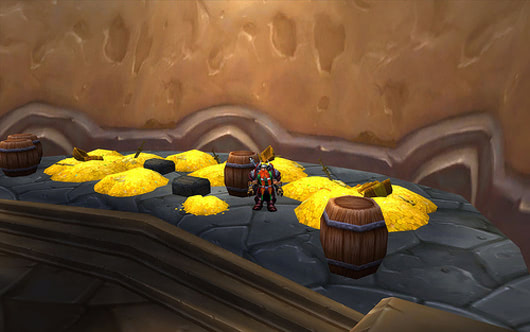 Visual of Games become punishment: Gold farming in prison