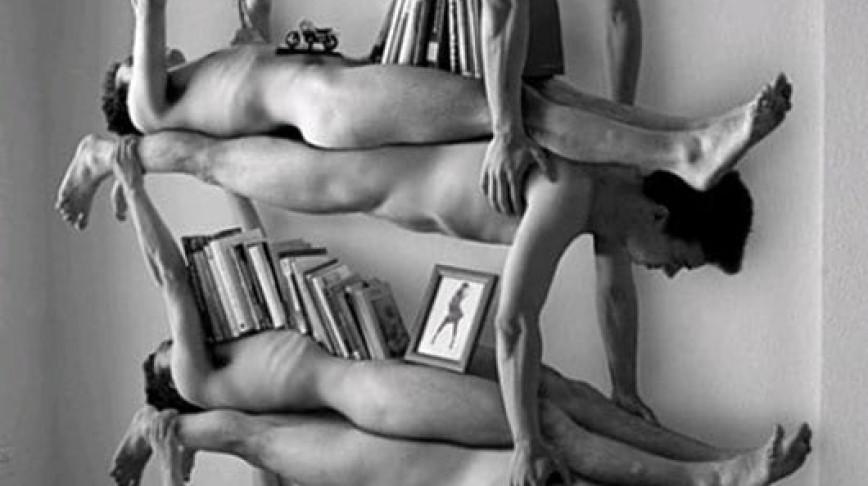 Visual of Human Furniture