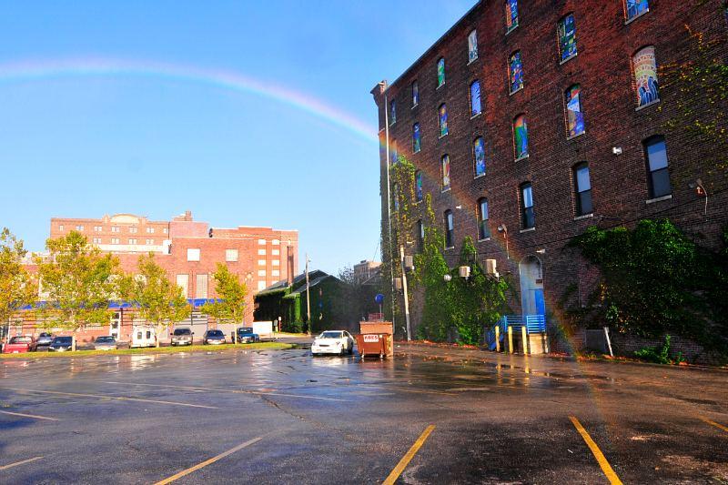 Visual of Manufactured Rainbows