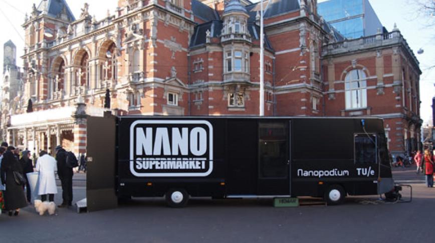 Visual of Nano Super – One day left in Amsterdam