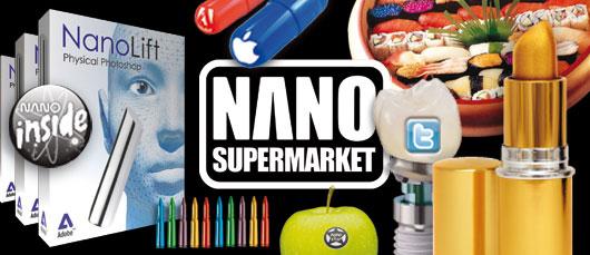 Visual of Nano Supermarket in Amsterdam