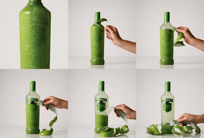 Visual of Peel that Bottle