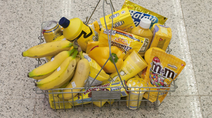 Visual of Selective Shopping