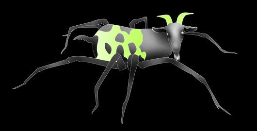 Visual of Spidergoats & Superskin