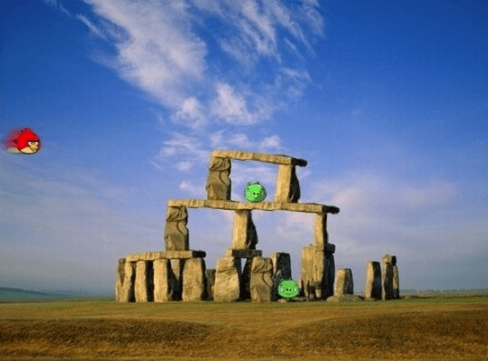 Visual of The Truth behind Stonehenge