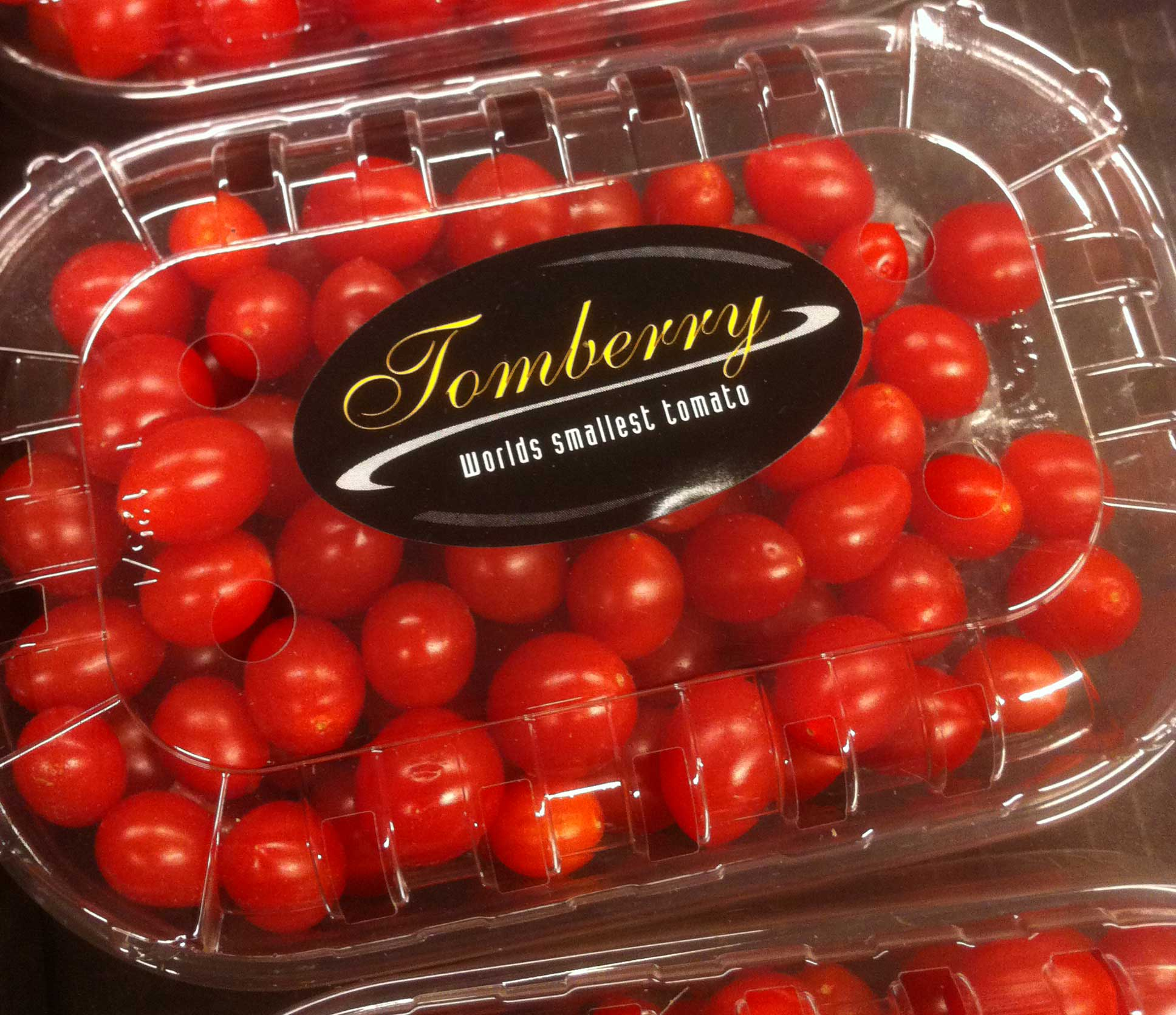 Visual of Tomberry – The Worlds Smallest Tomato