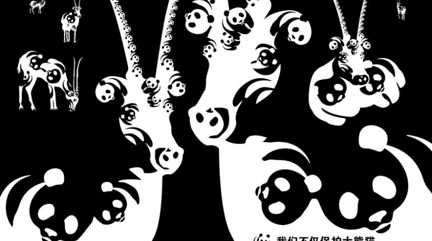 Visual of Why Do We Love Pandas?