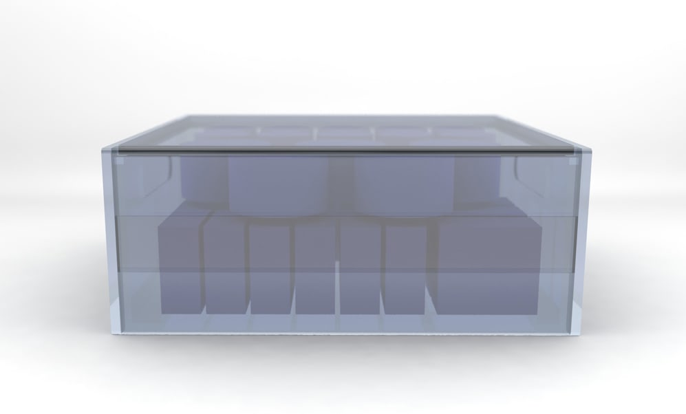 Visual of 'Alp' Turns Containers into Refrigerators