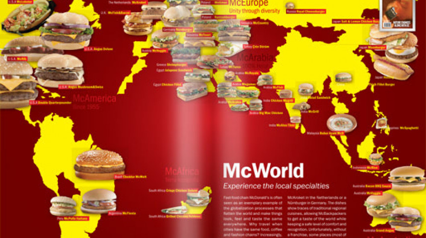Visual of Featured Page #04: The McWorld Map