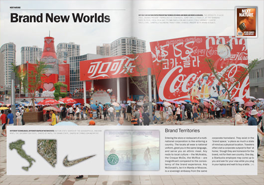 Visual of Featured Page #07: Brand New Worlds