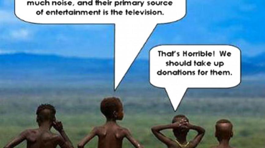 Visual of Help Us Africa!
