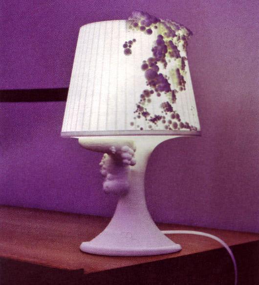 Visual of IKEA Lamp Catches Elephantiasis Virus