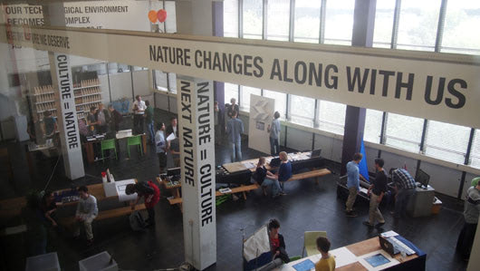 Visual of Meanwhile in the Next Nature Lab