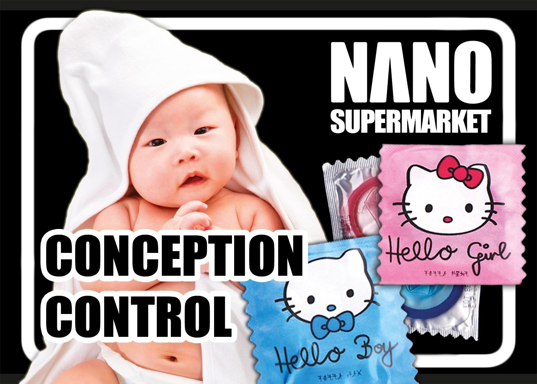 Visual of Nano Product: Conception Control