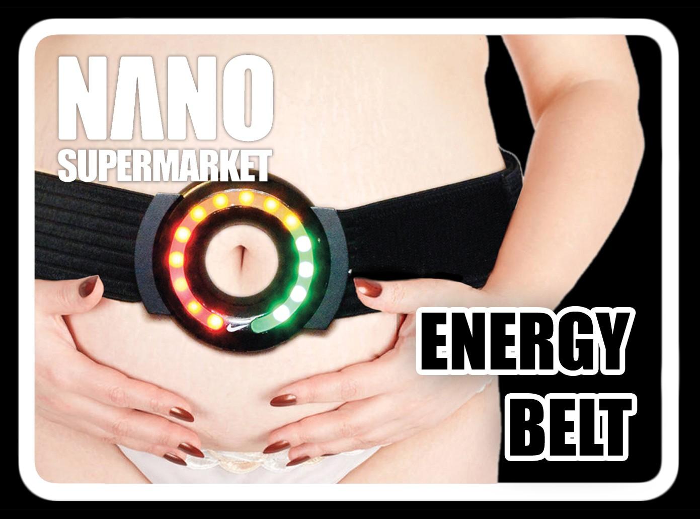 Visual of Nano Product: Energy Belt