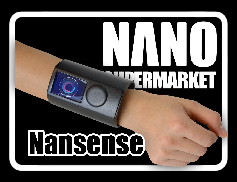 Visual of Nano Product: Nansense