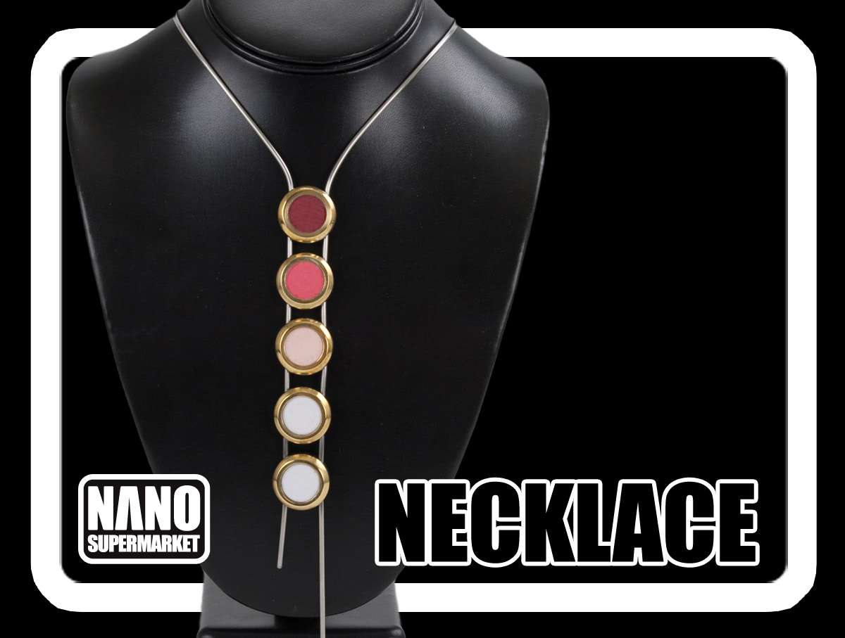 Visual of NANO Product: The Necklace