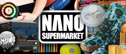 Visual of NANO Supermarket Unveils New Products