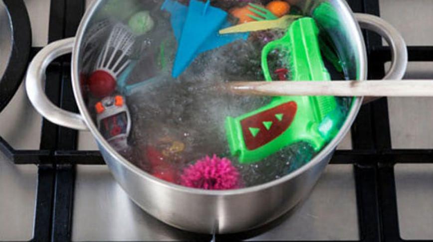 Visual of Plastic Soup