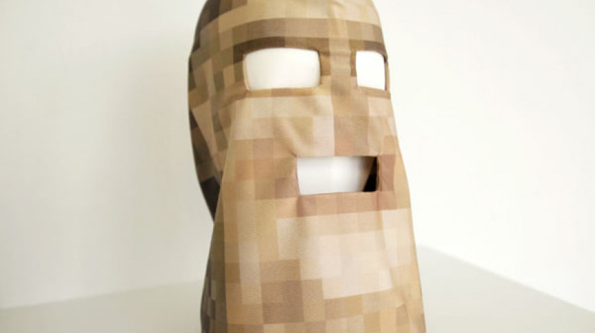 Visual of Put on your Pixelhead